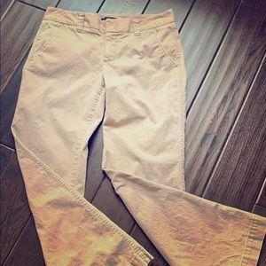 GAP Khaki Women's Dress Pants Size 2/4